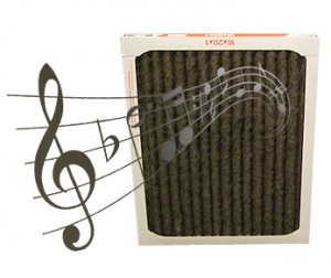 singing-air-filter-hvac-music-notes