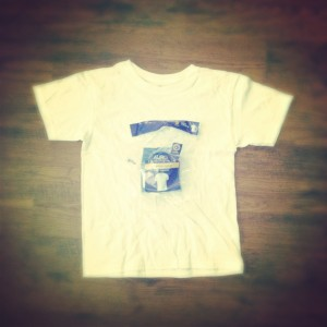 tshirt plastic packaging