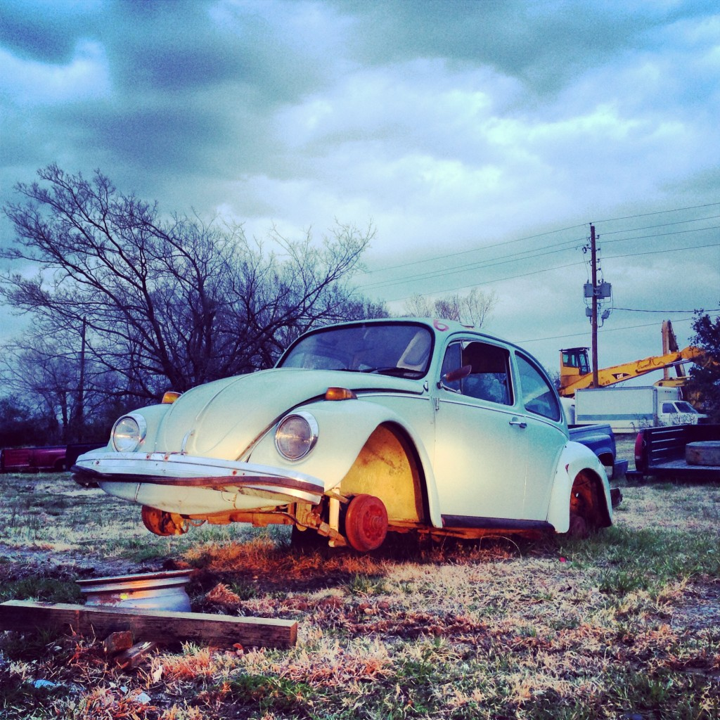 vw bug slugbug