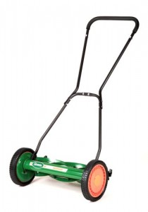 scotts push mower
